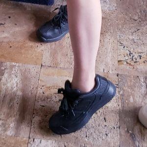 New Balance triple black core sneakers shoes